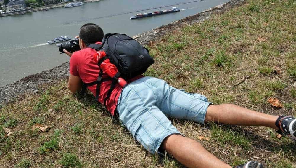 Camera Backpack or Shoulder Bag