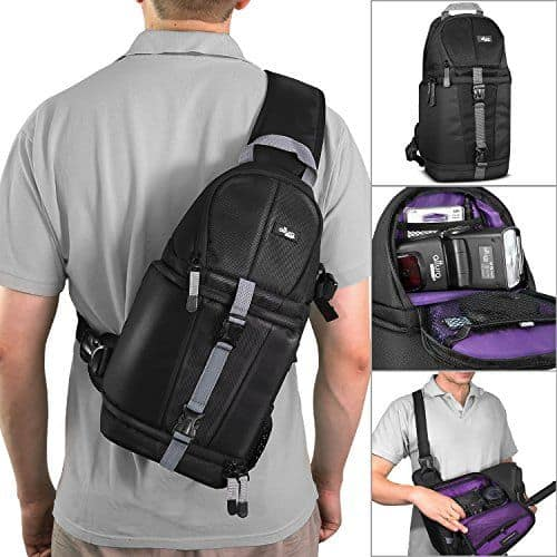 Altura Photo DSLR Camera and Mirrorless Backpack Bag