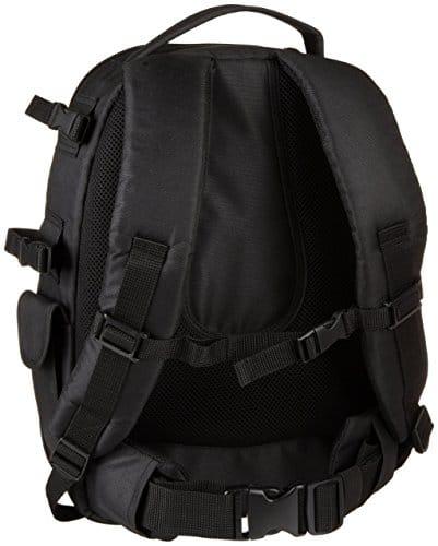 amazonbasics camera laptop backpack