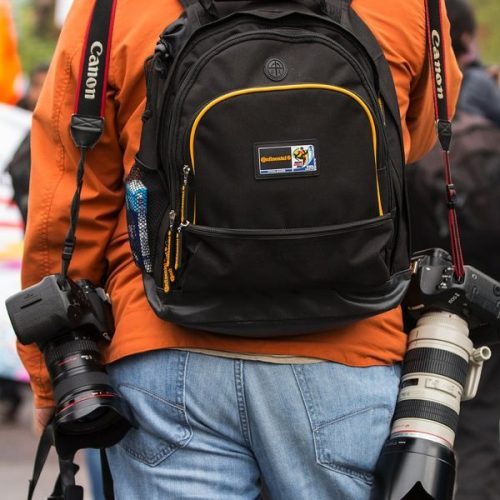 Best Camera Strap for Hiking | Carry your Gear