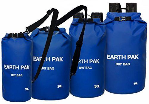 Earth Pak Waterproof Dry Bag Compression Sack