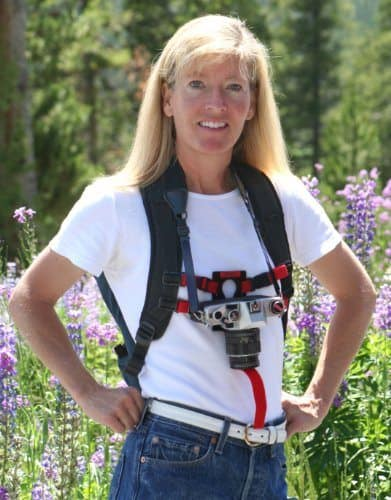 Keyhole Hands Free Camera Harness