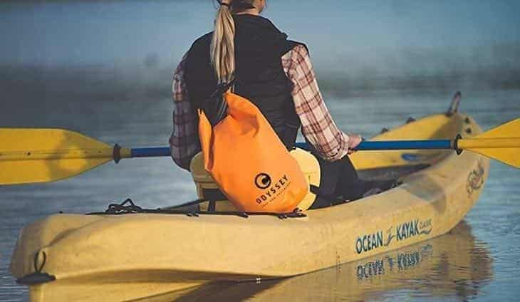 Best Dry Bag for Kayaking 2019 | Protect your Gear